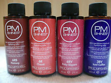 NEW PAUL MITCHEL PM SHINES COLORS 2 oz  ANY COLOR   (one)   $9.99