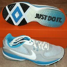 NEW NIKE AIR MAX TEAM ST Grey Blue WOMENS Running NIB LTD NR