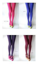 Thick Opaque Tights Stockings120D Pantyhose multiple 9colours