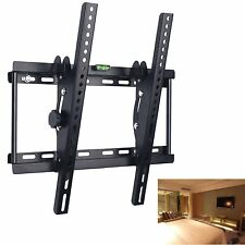 "New LCD LED TV Wall Mount Bracket Tilt swivel ultra slim for 10""-60"" 15 17 19 22"