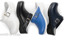 Toffeln Flexi Clog 0723 flexible nursing clogs and professional theatre shoes