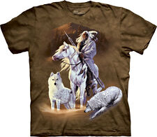 New COMPANIONS OF THE HUNT WOLVES T Shirt