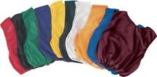Dozen Youth Gym PE Class SCRIMMAGE VEST PINNIES Floor & Roller Hockey Lax Soccer