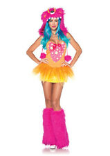 Shaggy Shelly Sexy Monster Halloween Costume