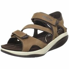MBT Womens Katika 100% AUTHENTIC Toning Rocker Bottom Walking Sandals [ Brown ]