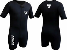 RDX Neoprene Sweat Sauna Suit Weight Loss Slimming Shorts MMA Gym Boxing MMA UFC