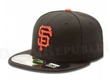 NEW ERA 5950 SAN FRANCISCO GIANTS GAME ON FIELD FITTED HOME MEN CAP HAT GM