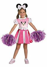 Child Girls Minnie Mouse Mickey Mouse Club Halloween Costume Dress Up