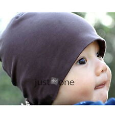 Baby Toddlers Girls Boys Winter warm soft Hat Cap Skull Beanie for 0-12 months