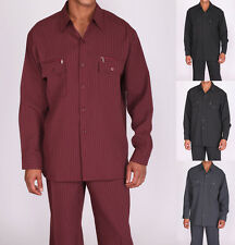 Men's Spring Casual Walking Suits set by Milano Moda style 2759