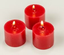 10 Hour Votive Candles (24pcs/box) Choose From 10 Colors