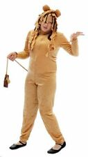 LION FANCY DRESS COSTUME /WIZARD OF OZ /ANIMAL all large child sizes available