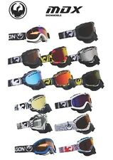 Dragon MDX Snowmobile Goggles Off Road Down Hill Snow Slolam Ski Snowboarding MX