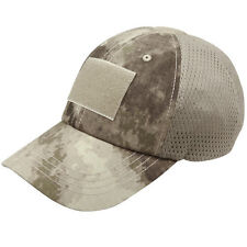 Condor Mesh Tactical Cap with Patch Area