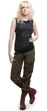 German Army Issue Combat Lightweight Trouser, fatigue trouser/shorts  ladies cut