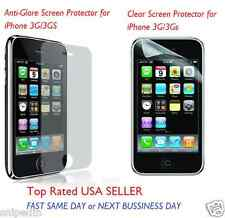 Wholesale Quality Screen Protector for iPhone 3G / 3Gs - Anti Glare or Clear