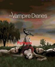 The Vampire Diaries. Cross Stitch Pattern. Paper version or PDF Files!