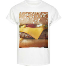 BURGER SWAG HIPSTER FOOD DOPE TSHIRT HYPE TUMBLR STREET T SHIRTS FASHION TOP