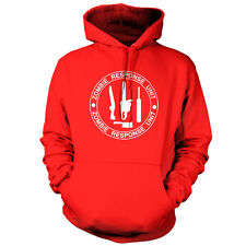 Zombie Repsonse Unit - Funny Unisex Hoodie - 9 Colours - Free UK delivery!
