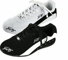 Fubu GROOVE II Womens Fashion Sneakers - Black & White