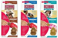 Kong Stuff'n SNACKS Stuffing Kong Treat Dogs & Puppies CHOOSE FLAVOR & SIZE