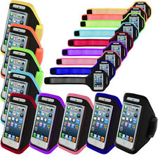 Color Premium Full Running Sports Gym Armband Case Cover For iPhone 5 5G 5th