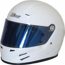 ZAMP - FSA-2 SA2010 Auto Racing Helmet - HANS Predrilled Snell Rated Full Face +