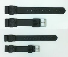 Replacement Silicon Rubber Watch Band Formula 1 TAG Heuer 14mm 18mm F1