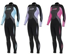 "Ladies Osprey ""Sprey"" Full Length Wetsuit - Bodyboarding Surfing Kayaking Diving"