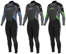 "Mens Osprey ""Sprey"" Full Length Wetsuit for Bodyboarding Surfing Kayaking Diving"