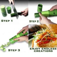 1pc Vegetable Fruit Twister Cutter Slicer Processing Device Kitchen Tool NEW