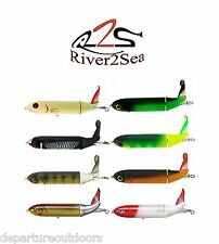 "RIVER2SEA LARRY DAHLBERG 190 WHOPPER PLOPPER 7 1/2"" various colors"