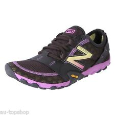 Cheap New Balance Womens Minimus Running Shoes WT10BP2 Black/Purple