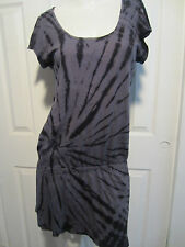Sweet Love Black And Grey Wash Cinch Dress  From Hot Topic