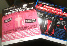 Your Very Own Imaginary Boyfriend / Girlfriend! Gag Gift! Funny for friends!
