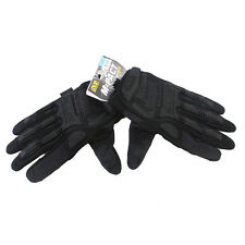 MECHANIX Wear M-Pack Covert Gloves BLACK Tactical Impact Protection Padded S-XXL