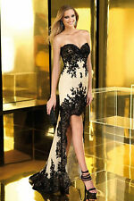 ★★★2013 Long Mermaid Prom Formal Party Ball Evening Pageant Dresses Wedding Gown