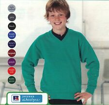 Children Kids Boys V-Neck  Set in Sweatshirt Full Sleeves