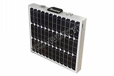 80Watt 12V/24V 100W 160W 200W  mono crystal folding solar panel&legs&regulators