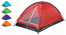 2 Person Men Frame Tent with Carry Bag Camping Festival Tent Hiking Fishing