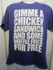 Hot Topic: Chicken Sandwich For Free T-Shirt   NWOT