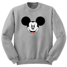 EVIL MICKEY MOUSE DISNEY SWEATER / JUMPER - UNISEX (S - 3XL)