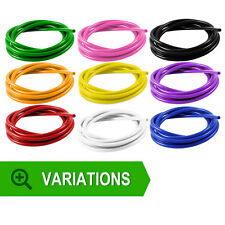 Silicone Vacuum Hose Silicon Rubber Pipe Tube Vac Air Water Coolant Oil Turbo