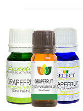 Grapefruit Pure Essential Oil White Natural Citrus Paradisi Aromatherapy
