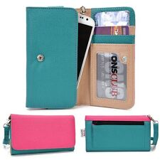 Kroo Fab Womens Designer Smartphone Wrist-Let Case Cover Pouch Bag Guard GM