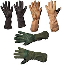 Military Special Forces Tactical Gloves - Black, Olive Drab, Khaki -S,M,L,XL,2XL