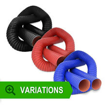 Flexible Silicone Coated Air Ducting - Induction Duct Pipe Cold Hot Feed