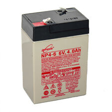 Enersys Genesis 6V 4AH Battery Replacement for Access Battery SLA642
