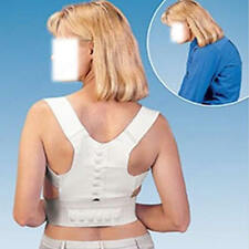 New Magnetic Posture Back Pain Feel Corrector Support Young Brace Shoulder Belt