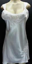 New INTIMA Sexy WHITE Nightgown Honeymoon Bridal Lingerie ALSO IN PLUS SIZE!